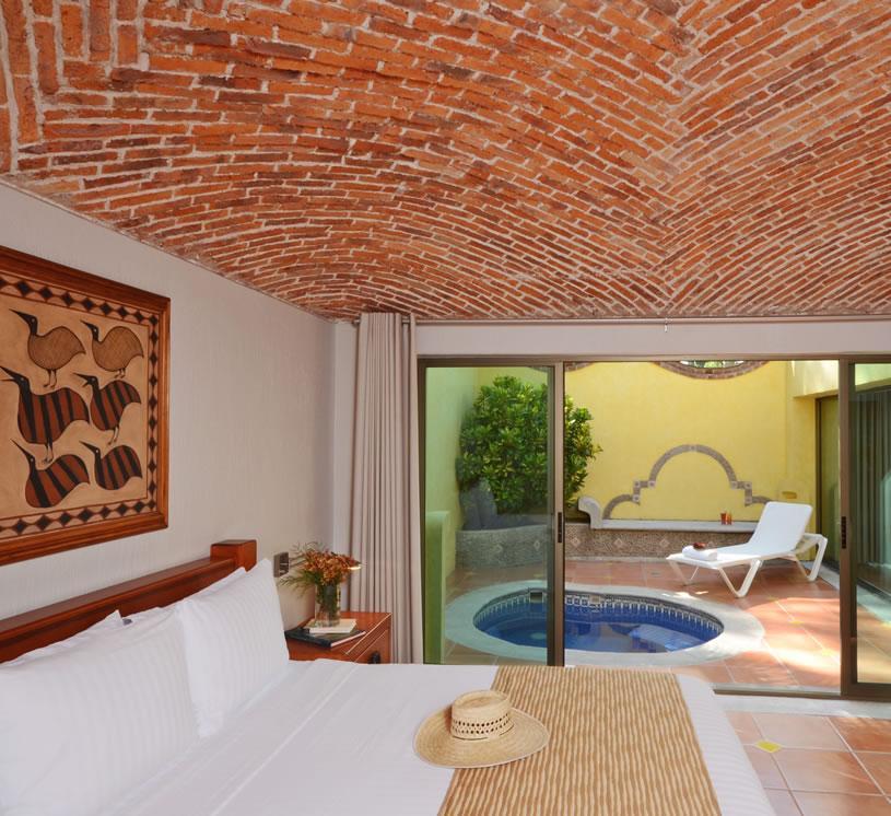 Hotel Real de Chapala, SuiteAlberca