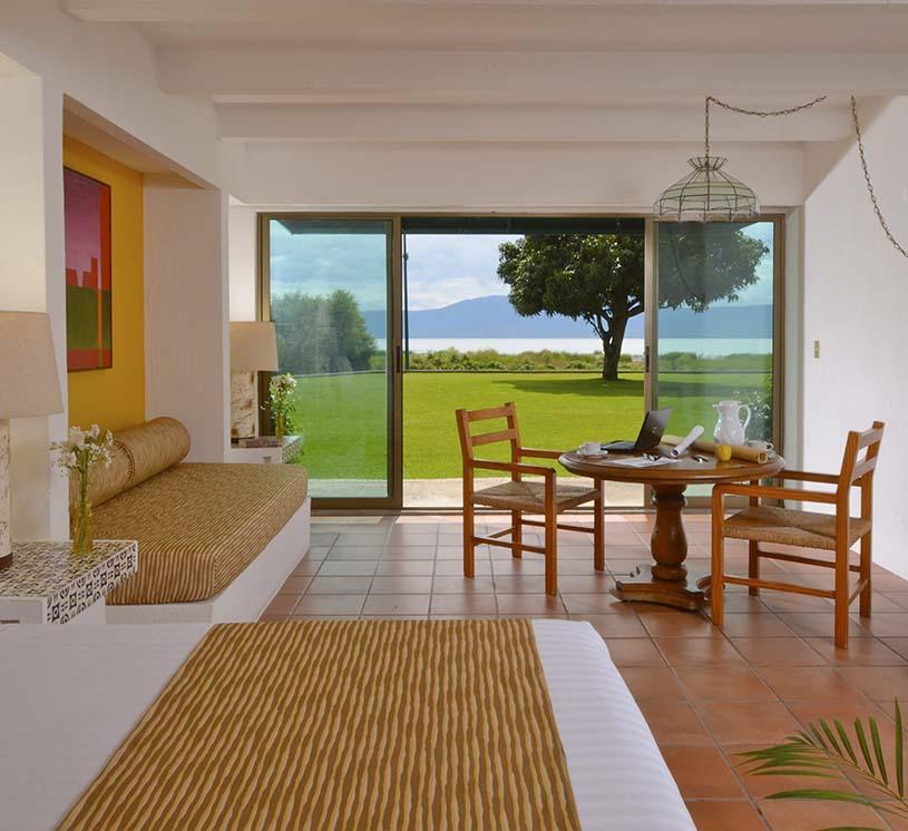 Hotel Real de Chapala,  Lago, Piso1