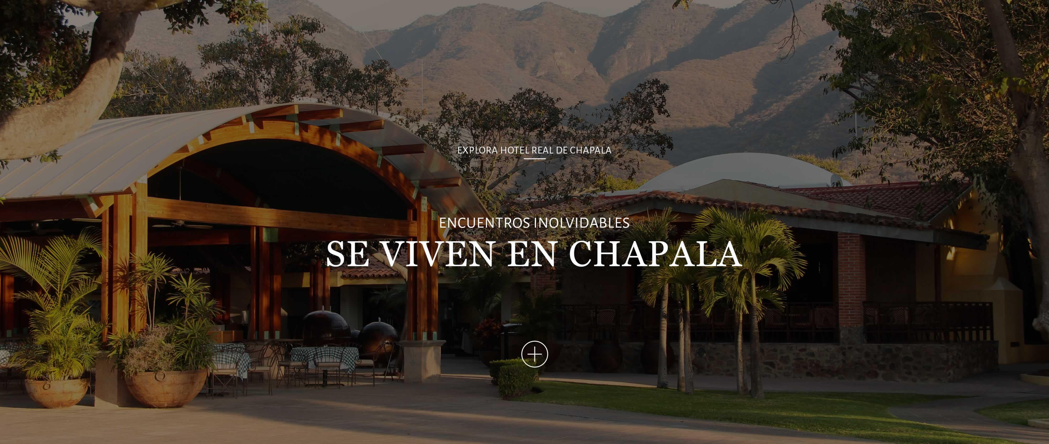 hotel Real de Chapala, Vacaciones, Eventos, Grupos, descanso, ribera