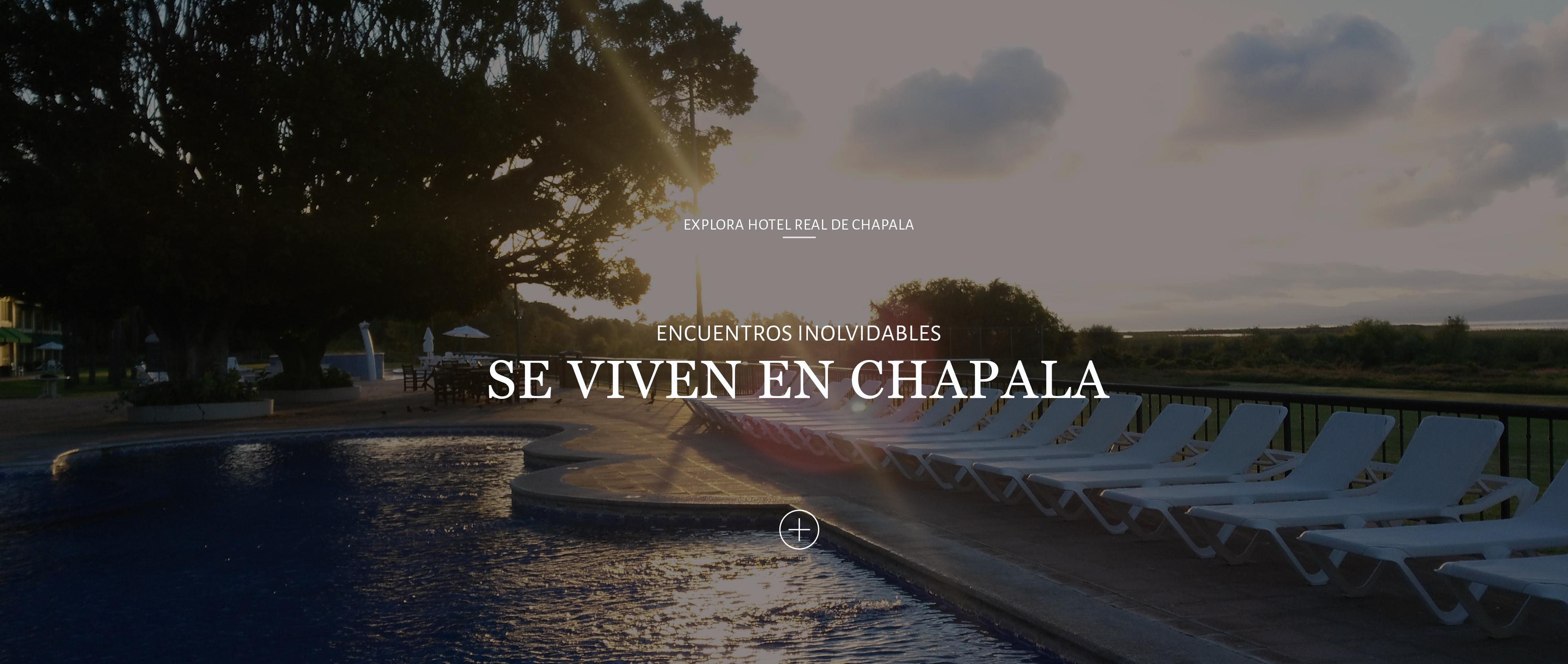 Hotel Real de Chapala, Vacaciones, Eventos, Grupos