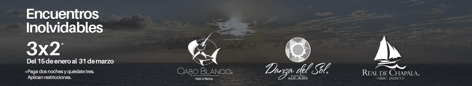 Hotel Real de Chapala, Publicidad-Alberca